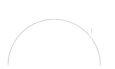 Centroids of semicircles and hemispheres
