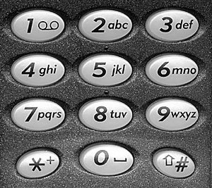 number letter keypad pin number analysis 23797